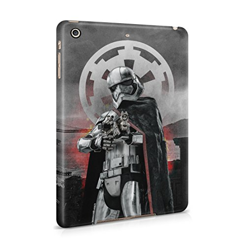 Star Wars Stormtrooper Galactic Empire Grunge Logo Apple iPad Mini 2 / iPad Mini 3 Hard Plastic Case Cover