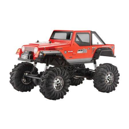 HPI 1/12 Crawler King RTR 4WD Electric RC Truck w/Rubicon Body