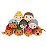 Cinderella Tsum Tsum Mini Plush Collection Set of 9 for Sale