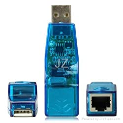 Importer520 USB 2.0 Ethernet 10/100 Network LAN RJ45 Adapter