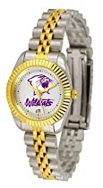 Northwestern Wildcats Suntime Ladies Executive Watch - NCAA College Athletics