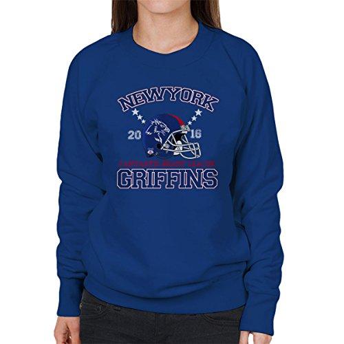 fantastic-beasts-league-new-york-griffins-helmet-womens-sweatshirt