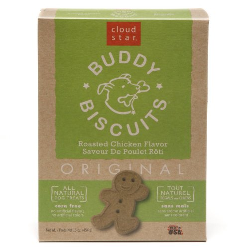 Cloud Star Buddy Biscuits Dog Treats, Roasted