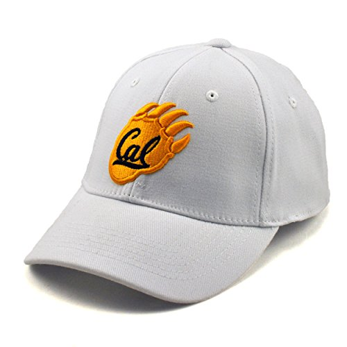 Cal Golden Bears Fitted Hat, Cal Fitted Cap
