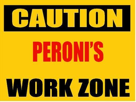 6-caution-peroni-work-zone-vinyl-decal-bumper-sticker