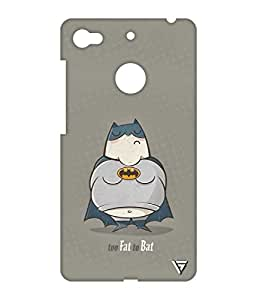 Vogueshell Too Fat Too Bat Printed Symmetry PRO Series Hard Back Case for LeEco Le 1s