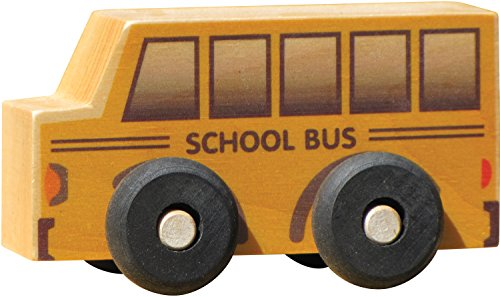 Scoots-School Bus - Made in USA