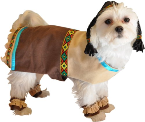 Indian Pet Dog Halloween Costume (Small)