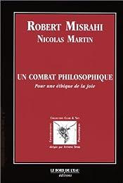 Un  combat philosophique