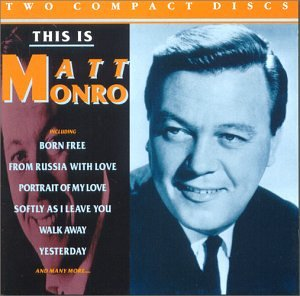 Matt Monro - cd1 This Is Matt Monro - Zortam Music
