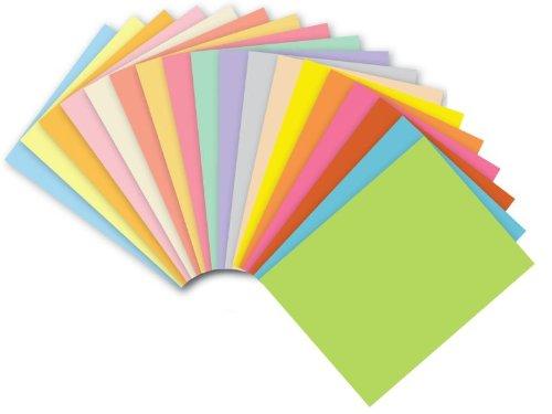 Exact® Multipurpose Pastel Color Paper, 20 lb., 8 1/2 x 14, Blue, 500 Sheets/Rm (WAU32522)