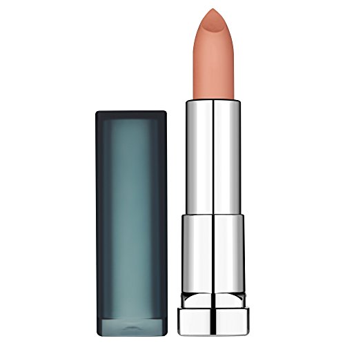 Maybelline New York Color Sensational Matte Rossetto, 930 Nude Embrace