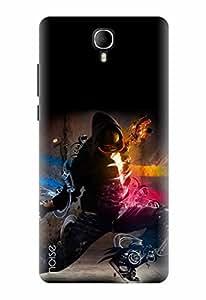 Noise Intex Aqua Star 2 Designer Printed Case / Cover for Intex Aqua Star II / Graffiti & Illustrations / Cool