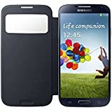iLoveSIA PU Leather Case For Samsung Galaxy S4 i9500 View Flip Cover