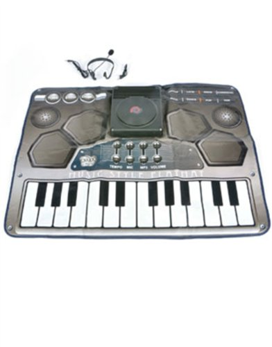 "Rhode Island Novelty 36"" Music Style Playmat"