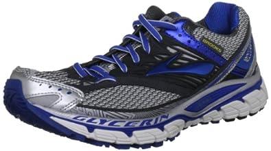 Brooks Men's Glycerin 10 M Blue/White/Silver/Black Trainer 1101181D749 6 UK, 7 US