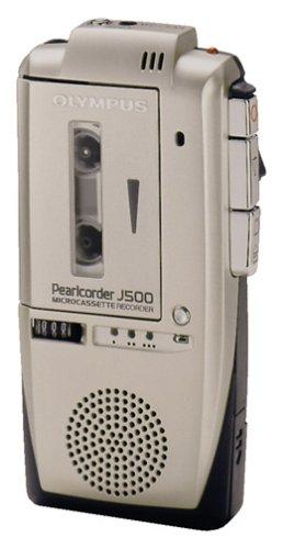 OLYMPUS Pearlcorder Micro-Cassette Spy Recorder Kit L-400 Brand New