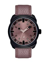 Fastrack Analogue Brown Dial Men Watch - (9463AL05)