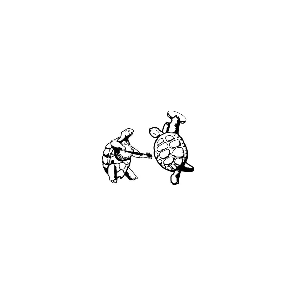 THE GRATEFUL DEAD DANCING TERRAPINS RUB ON STICKER