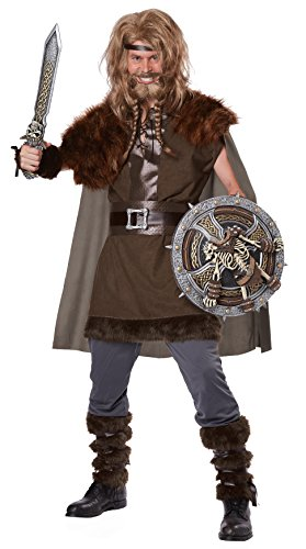 California Costumes Men's Mighty Viking Norse God