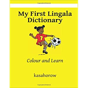 My First Lingala Dictionary