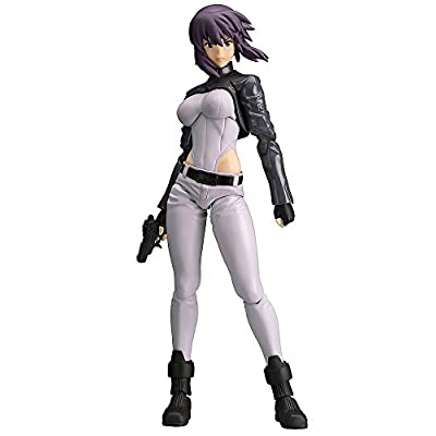 figma 攻殻機動隊 STAND ALONE COMPLEX 草薙素子 S.A.C.ver. (ノンスケール ABS&ATBC-PVC 塗装済み可動フィギュア)