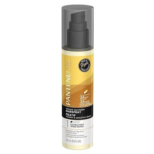 Pantene Pro-V Volume Touchable Non-Aerosol Hairspray 8.5 Fl Oz (Pack Of 3)