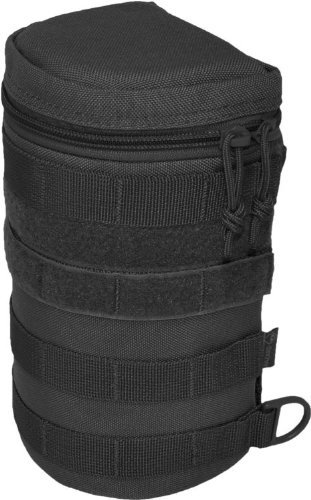 Hazard 4 Jelly Roll Lens/Scope/Bottle Padded Case with Molle, Black (Jelly Lens compare prices)
