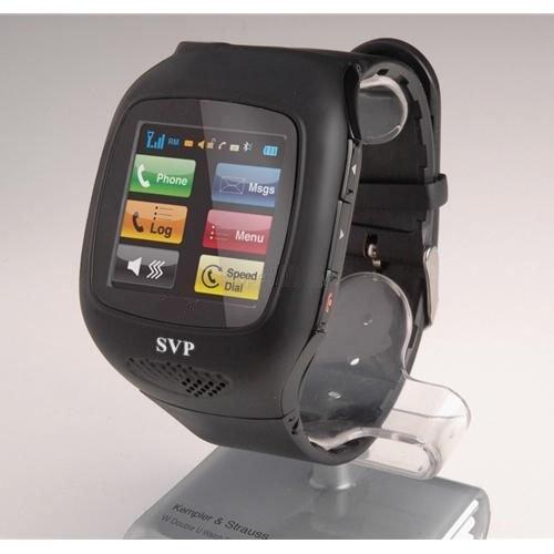 G13 Black Watch Cell Phone unlocked Quad-band Black Friday & Cyber Monday 2014