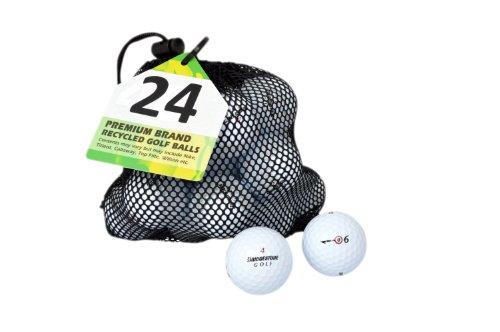 second-chance-bridgestone-e6-e6-24-premium-lake-golf-balls-grade-a