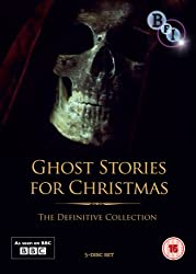 Ghost Stories for Christmas - The Definitive Collection (5-DVD set)