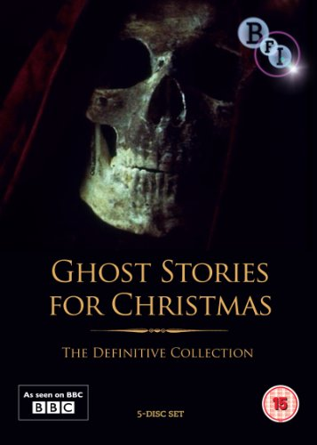 Ghost Stories for Christmas (5-DVD set)