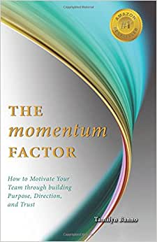 The Momentum Factor: How To Keep Your Team Motivated Through Building Purpose, Direction, And Trust