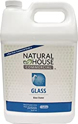 Natural House Commercial Glass Cleaner 1 Gallon Non Toxic