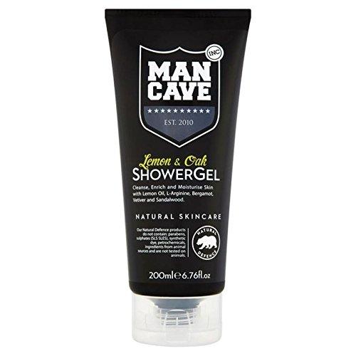 mancave-lemon-oak-shower-gel-200ml