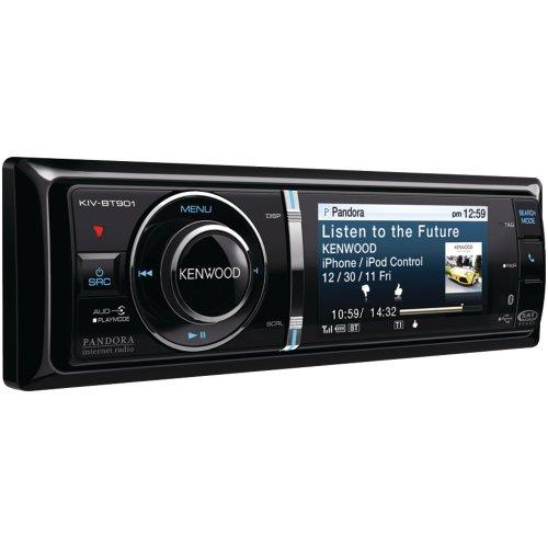 Kenwood KIV-BT901 iPod/iPhone Digital Media Receiver