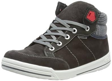 Ricosta BAJO(M) 5321500, Jungen Sneaker, Grau (anthra 481), EU 33