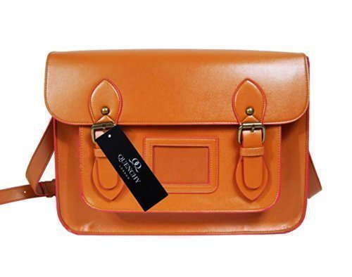 Ladies Womens Girls Satchel Cross Body Bag Classic
