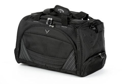 Callaway Golf Chev Duffel Bag (Black)