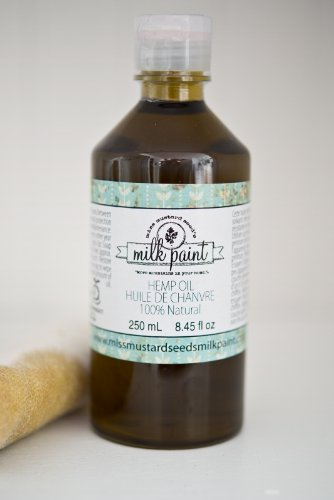 Miss Mustard Seed's Hemp Oil 250ml