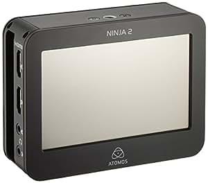 Atomos ATOMNJA003 Ninja-2 10-Bit HDMI DSLR Video Hard Disk Field Recorder