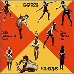 Open And Close/Afrodisiac