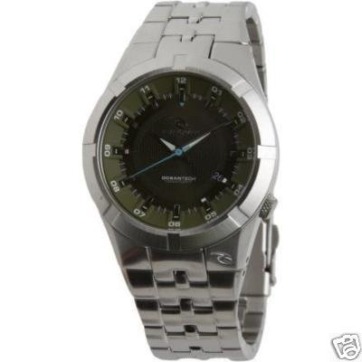 NEW! RIP CURL EDITION Watch Stainless Steel Khaki
