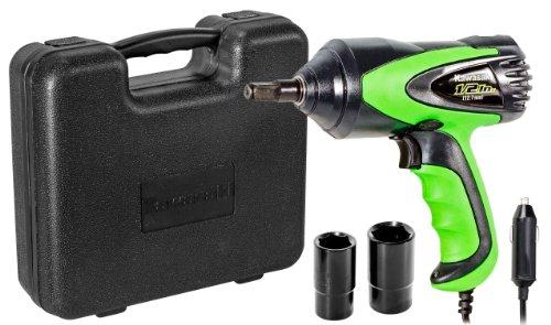 Kawasaki 841337 1/2-Inch Impact 12-Volt Wrench Kit