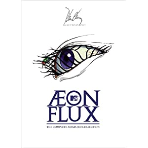 Aeon Flux: Complete Animated Collection [Import USA Zone 1]