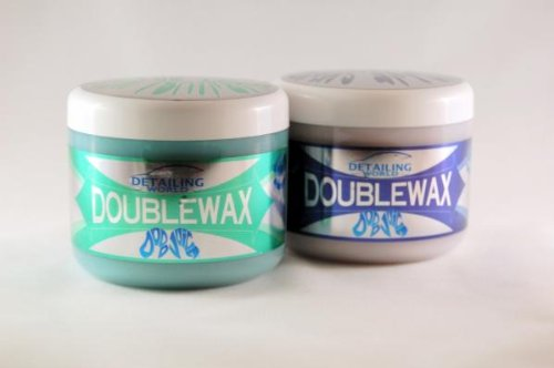 Dodo Juice Detailing World Double Wax