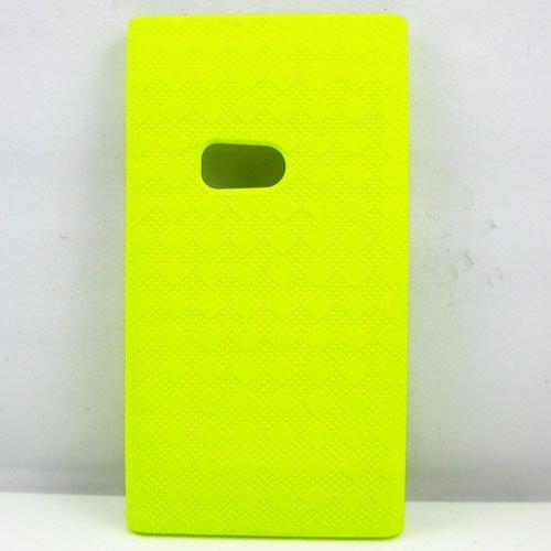 For Nokia N9, Grass Green New Design Mesh Net Hard Case Cover Skin For Nokia N9