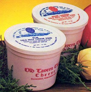 Old Tavern Cheese Spread Twin-Pack Cups