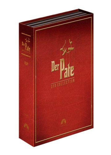 Der Pate - DVD-Collection (Red Box)