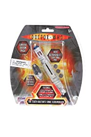 Doctor Who The Tenth Doctor's Sonic Screwdriver Pen